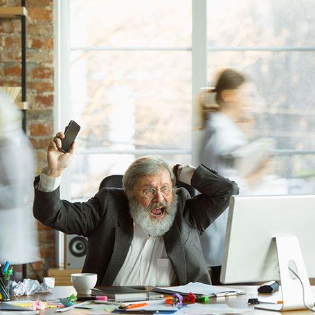 Come restare concentrati e produttivi in periodi critici