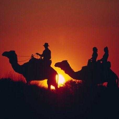 Robyn Davidson - esploratrice nel deserto australiano
